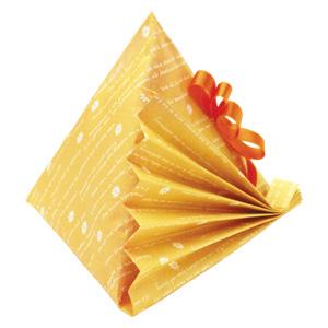 三角形包みC